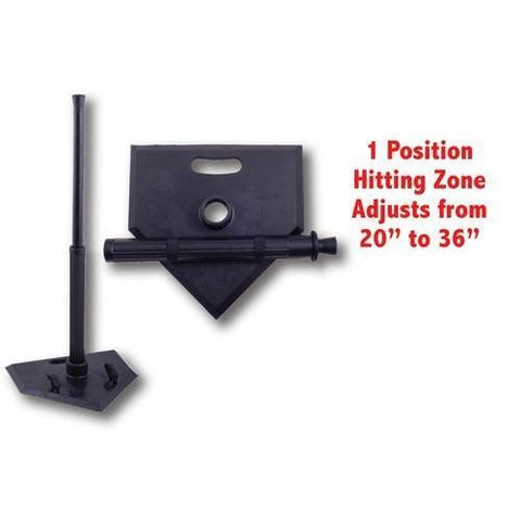 "Portable Batting ""T"" - 1 Position"
