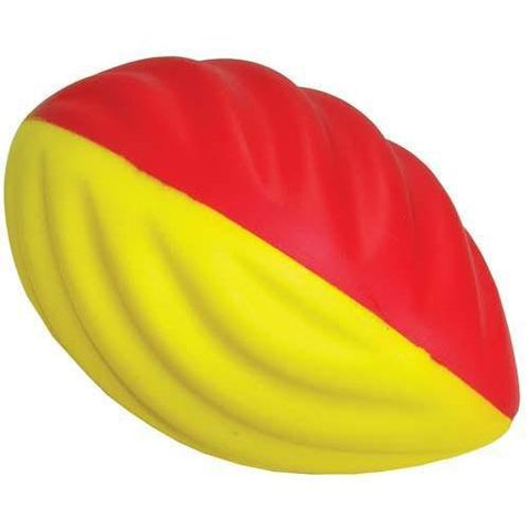 Premium High Density Coated Foam Spiral Football