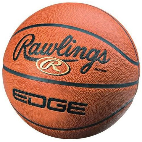 Rawlings Edge3 Men's Basketball - Ohio Fitness Garage - Olympia -Composite Leather Basketballs Equipment