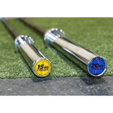 Redline Training Barbell 28mm - Strencor - Ohio Fitness Garage - Strencor -Sports Equipment