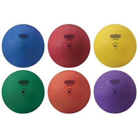 Set of Six Tachikara Playground Balls - Ohio Fitness Garage - Olympia -Tachikara Playground Balls Equipment