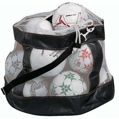 Soccer Ball Bag - Ohio Fitness Garage - Olympia -Mesh Bags Equipment
