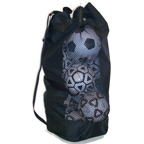 Soccer Ball Equipment Storage Bag - Ohio Fitness Garage - Olympia -Mesh Bags Equipment