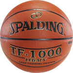 Spalding TF-1000 Legacy Basketball - Intermediate - Ohio Fitness Garage - Olympia -Composite Leather Basketballs Equipment