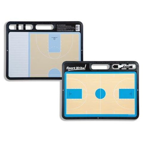 Sport Write Pro Clipboard - Basketball - Ohio Fitness Garage - Olympia -Sport Write Clipboards Equipment