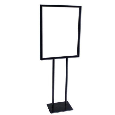 Steel Sign Holder Only - Ohio Fitness Garage - Olympia -Dry-Erase Boards Equipment
