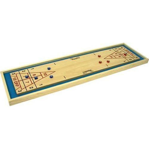 Table Top Shuffleboard - Ohio Fitness Garage - Olympia -Table & Tabletop Games Equipment