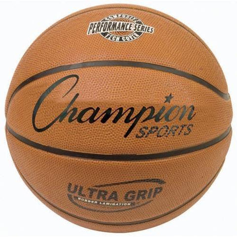 Ultra Grip Basketball - Official - Ohio Fitness Garage - Olympia -Composite Rubber Basketballs Equipment