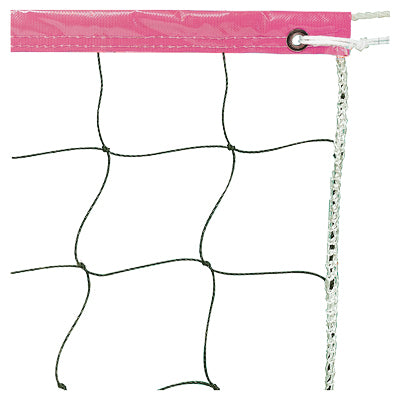 2.0 mm Volleyball Net Pink - Champion Sports