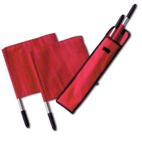 Volleyball Linesman Flags - Deluxe (Set/4) - Ohio Fitness Garage - Olympia -Volleyball Official's Equipment Equipment