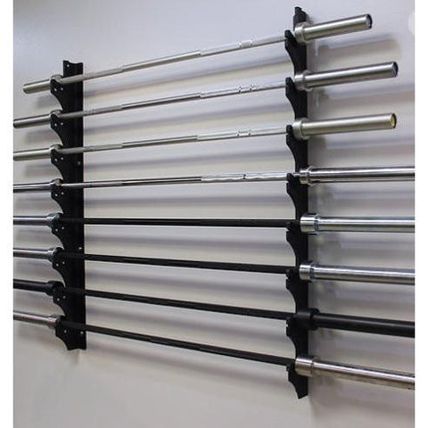 Wall Mounted Barbell Gun Rack -Strencor - Ohio Fitness Garage - Strencor -Sports Equipment