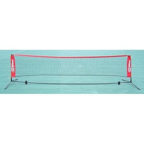 Wilson EZ Tennis Net - 10' - Ohio Fitness Garage - Olympia -Portable Tennis Net Systems Equipment
