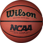 Wilson Leather Game Basketball - Official - Ohio Fitness Garage - Olympia -Leather Basketballs Equipment
