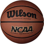 Wilson NCAA All American Composite Basketball (Inter.) - Ohio Fitness Garage - Olympia -Composite Leather Basketballs Equipment