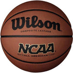 Wilson NCAA All American Composite Basketball (Official) - Ohio Fitness Garage - Olympia -Composite Leather Basketballs Equipment