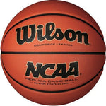 Wilson NCAA Replica Composite Basketball (Official) - Ohio Fitness Garage - Olympia -Composite Leather Basketballs Equipment