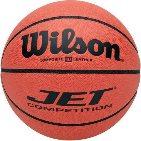 Wilson NFHS Jet Competition Composite Basketball (Inter.)