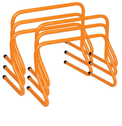 12 Inch Weighted Training Hurdle Set - Champion Sports