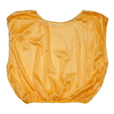 Youth Mesh Vest - Yellow - Ohio Fitness Garage - Olympia -Mesh Vests Equipment