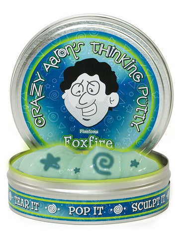 Foxfire Phantoms Crazy Aaron's Thinking Putty