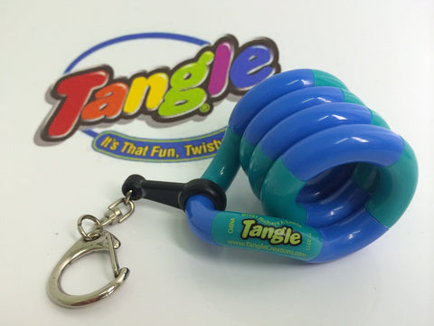 Tangle Keychain