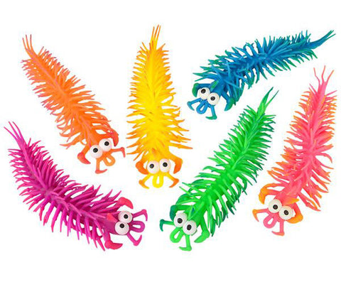 Colorful Crawly Centipedes