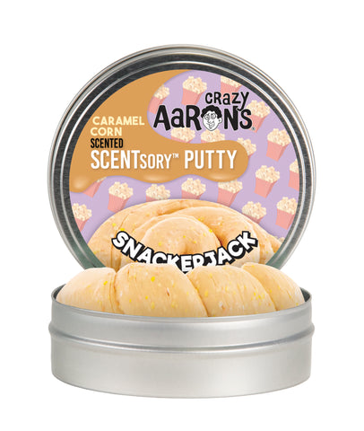Crazy Aaron's SCENTSory Putty- Snackerjack