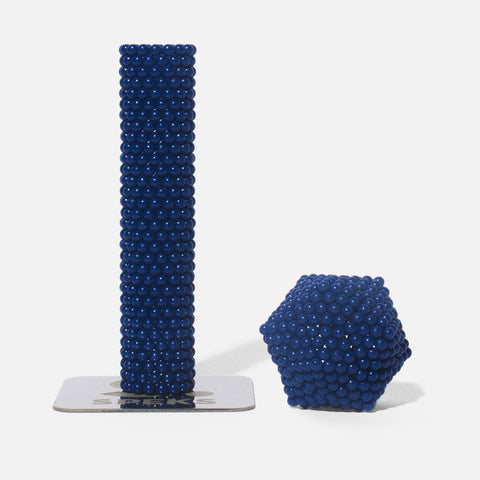 Matte Royal Blue SPEKS Magnetic Balls