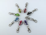 Bike Chain Fidget Keychain