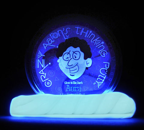 Crazy Aaron's Glow in the Dark Putty, Mini Tins