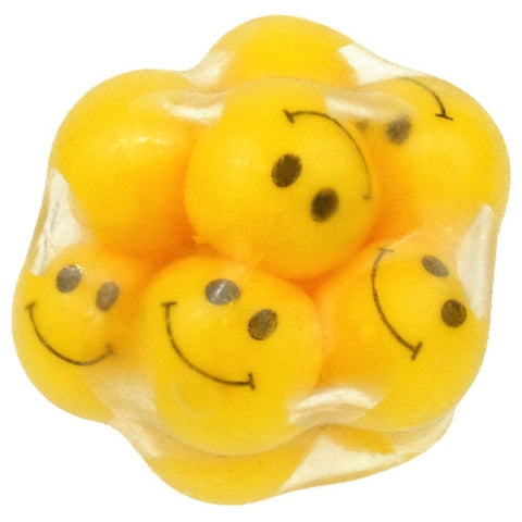 Smiley Face Molecule Ball