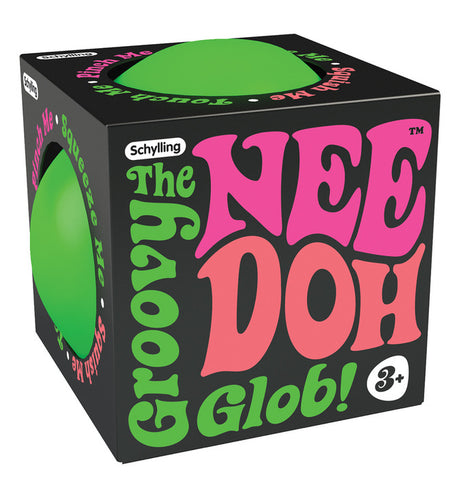 NeeDoh The Groovy Glob Stress Ball