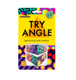 TRY ANGLE - The Flip it & Click it Puzzle
