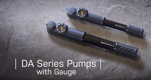 First look at Topeak's new dual-action hand pumps