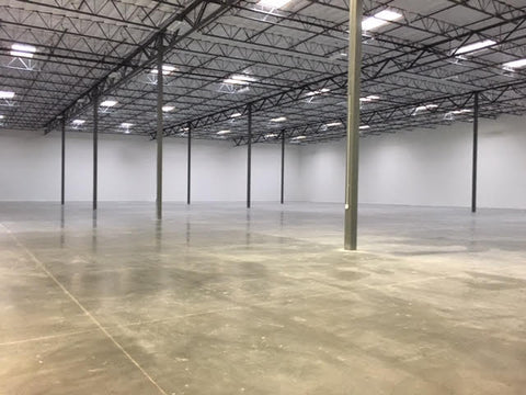 Warehouse move / Online store closed