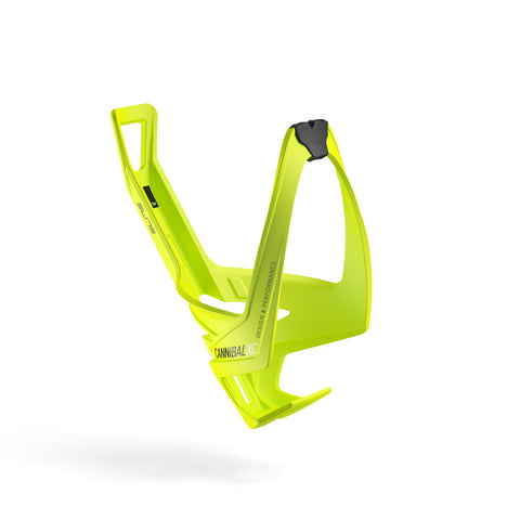 CANNIBAL XC YELLOW FLUO, black graphic
