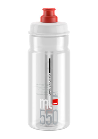 JET CLEAR red logo 550 ml