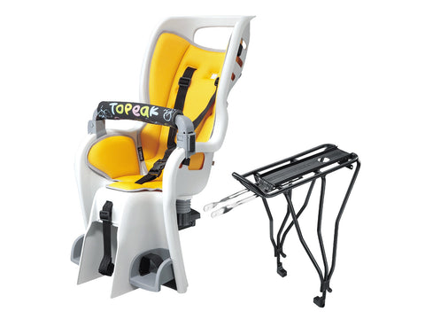 "BabySeat II w/29"" wheel disc mount rack (TCS2207)"
