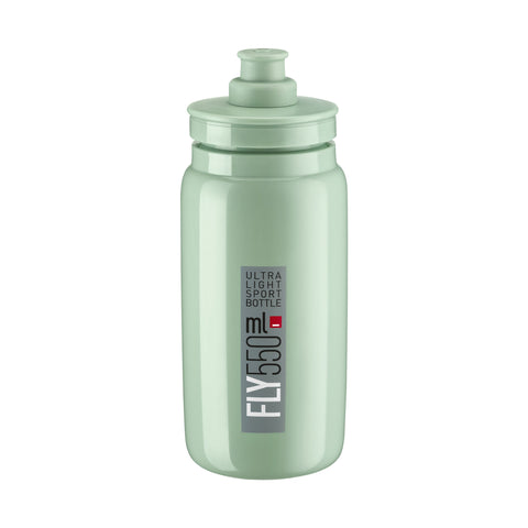 FLY GREEN grey logo 550 ml