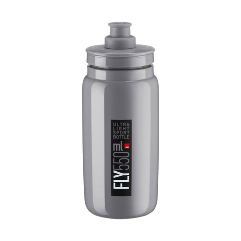 FLY GREY black logo 550 ml