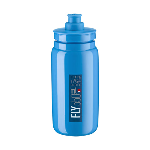 FLY BLUE blue logo 550 ml