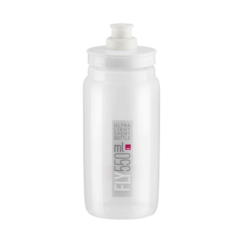 FLY CLEAR grey logo 550 ml