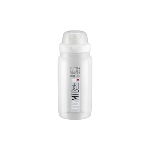 FLY MTB CLEAR grey logo 550 ml