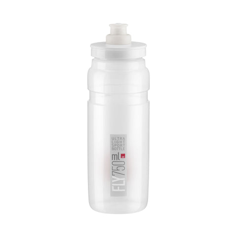 FLY CLEAR grey logo 750 ml