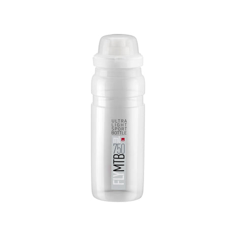 FLY MTB CLEAR grey logo 750 ml