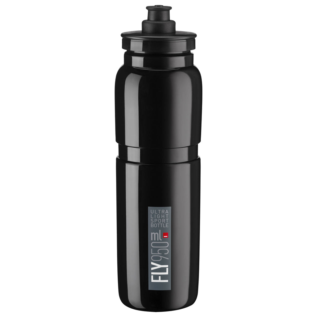 FLY BLACK grey logo 950 ml