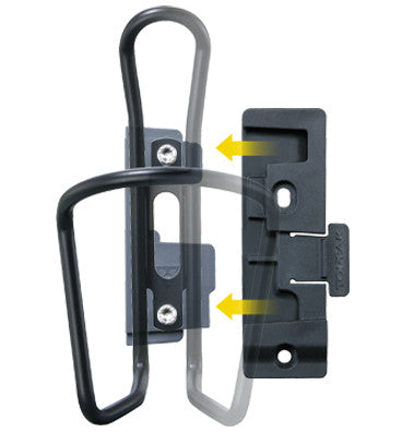 QR CAGE MOUNT FOR BOTTLE CAGE (TQCM01)