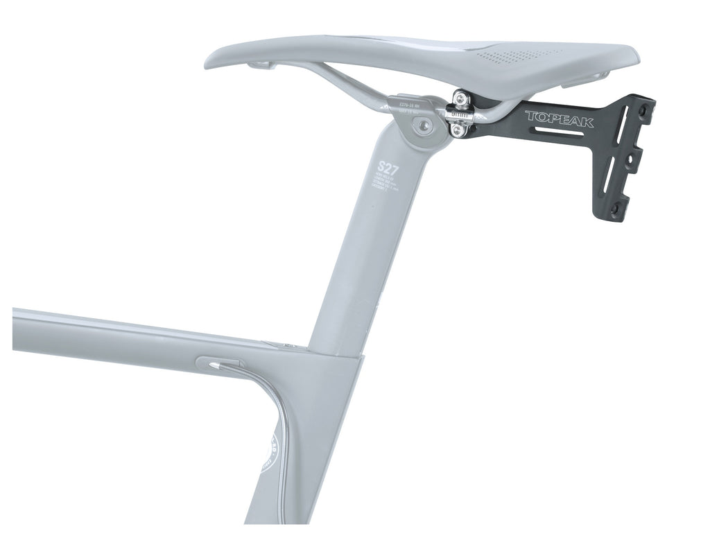 Tri-BackUp PRO I, AL rear hydration multi mount (TBU-PROI)