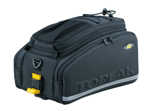 TOPEAK TRUNK BAG DX W/ WATER BOTTLE HOLDER (TT9648B)