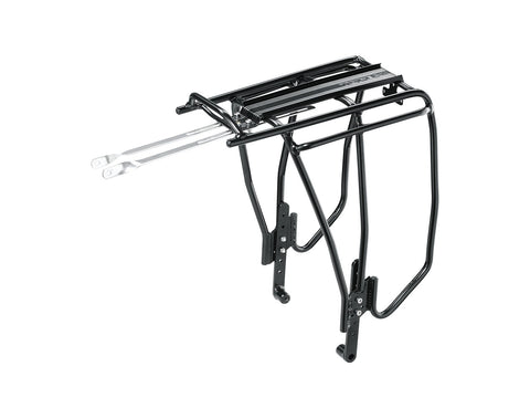 TOPEAK UNI SUPERTOURIST FAT RACK W/ DISC MOUNT (TA2052-B)